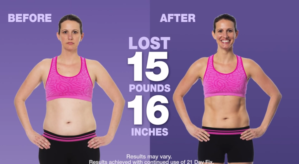 21 day fix beachbody