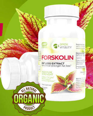 Apex Belly Lose Belly Fat - Forskolin review