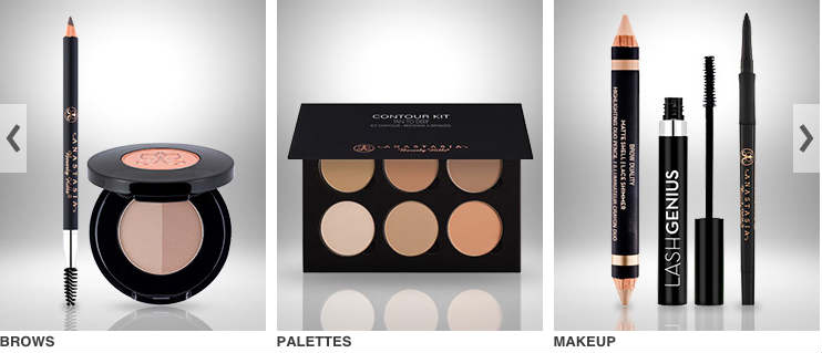 Anastasia Beverly Hills Contour Kit How To Apply Eyeliner Anastasia Makeup