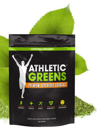 Athletic Greens Review SuperFoods healthy foods organic food