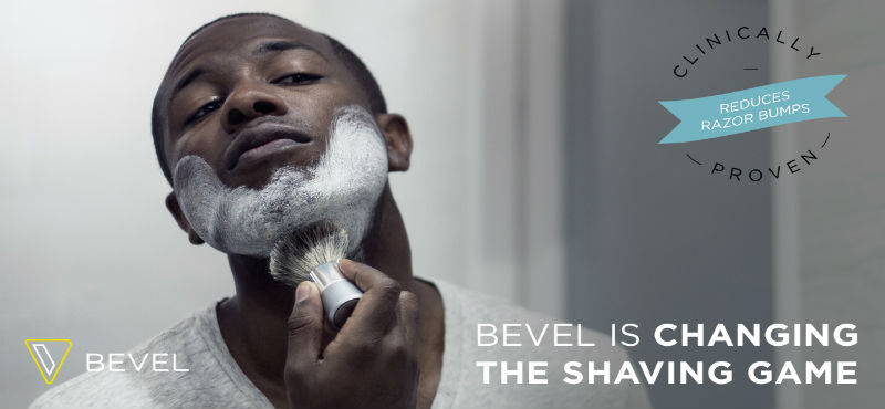 Get Rid of RAZOR BUMPS and Irritation Fast Safety Razor Bevel Razor Review