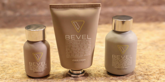 Bevel Razor Review Single Blade Razor The art of shaving Razor Bumps