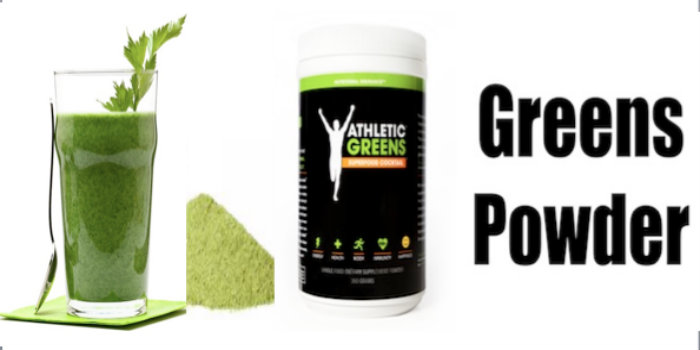 athletic greens supperfoods