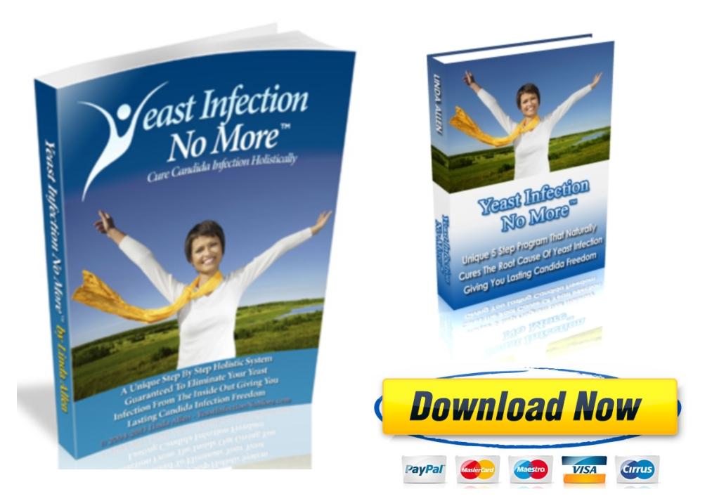 Yeast Infection No More Reviews 2015– Does It Really Work? -Is It a Scam?