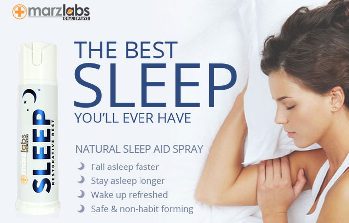 SLEEP SPRAY REVIEWS - Having Trouble Sleeping