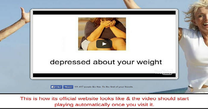 New Fat Loss Program Video Causes Panic In Weight Loss Industry