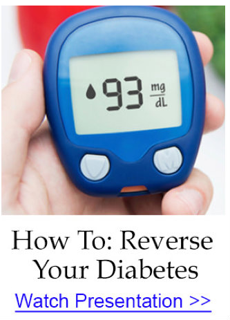 REVERSING DIABETES - How To Reverse Your Diabetes In 3-Weeks
