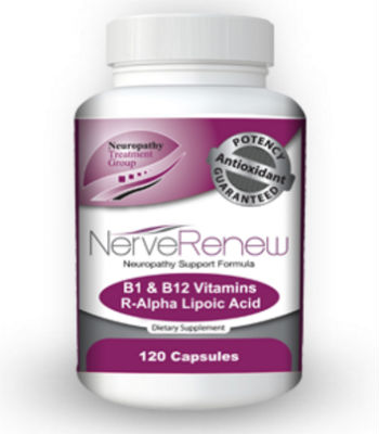 NERVE RENEW SCAM Reviews? -SHOCKING Nerve Pain Supplement