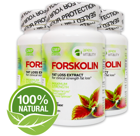 Forskolin Weight Loss Belly Fat Burner