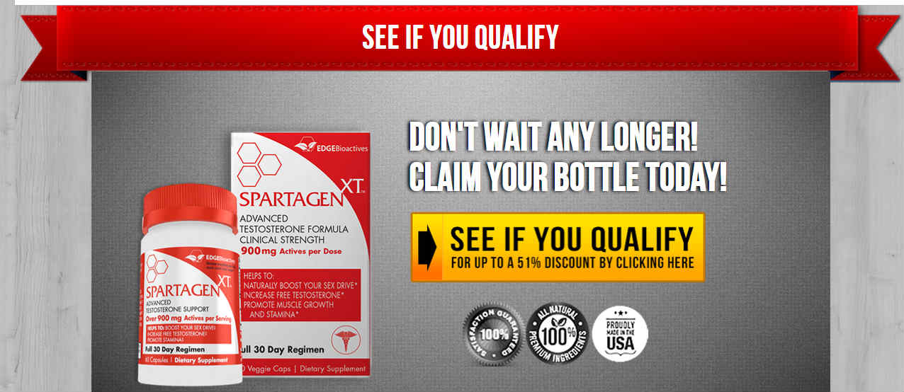 Spartagen XT - SCAM or Best Testosterone Booster