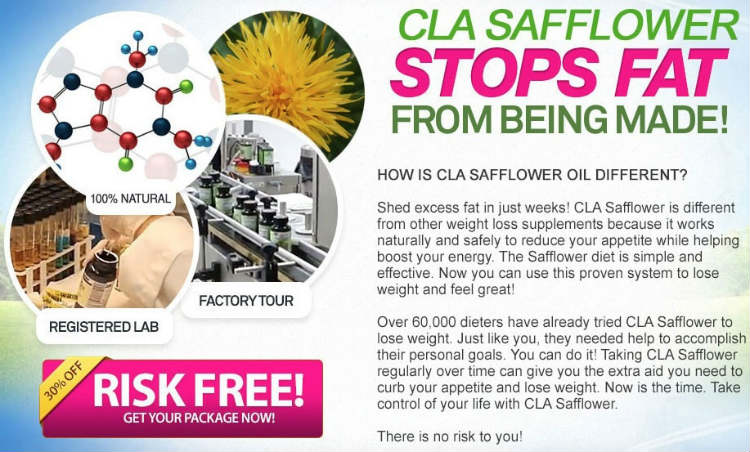 CLA SAFFLOWER OIL - Shocking Reviews - Is It a SCAM?