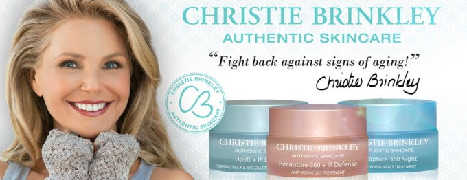 CHRISTIE BRINKLEY 2016 SKIN CARE -Shocking Reviews