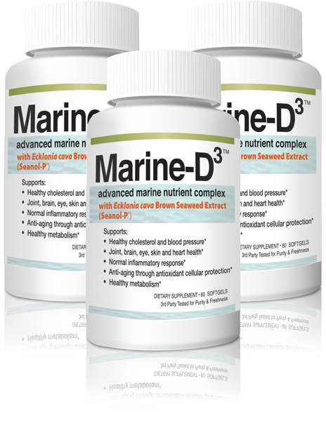 MARINE D3 Reviews - Anti-Aging and Longevity