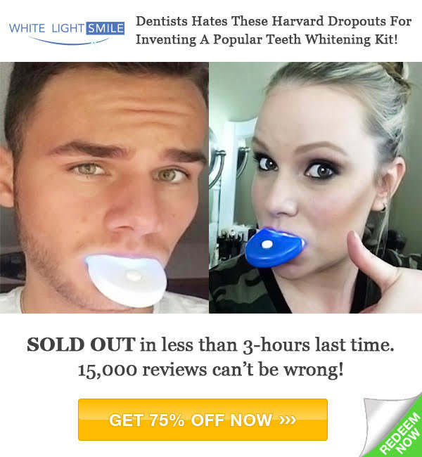 WHITE LIGHT SMILE Scam Alert Review