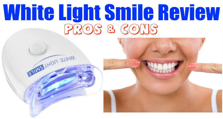 WHITE LIGHT SMILE Scam Alert Review - SHOCKING
