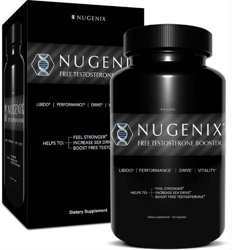 NUGENIX Testosterone Booster Reviews