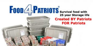 FOOD4PATRIOTS - The Best Survival Food Kits