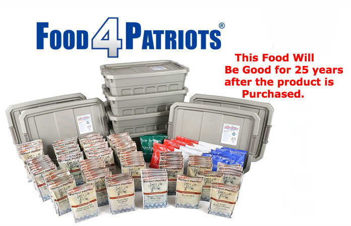 food patriots survival kits foods kit most nutrient long disaster term supplying important any place need things which