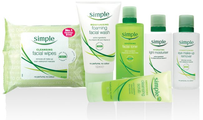 Simple Skin Care Reviews