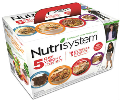 Cheaper Alternative for NutriSystem?