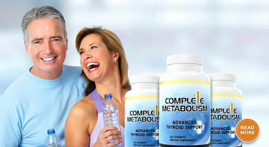 Complete Metabolism - Faster, Fat-Burning