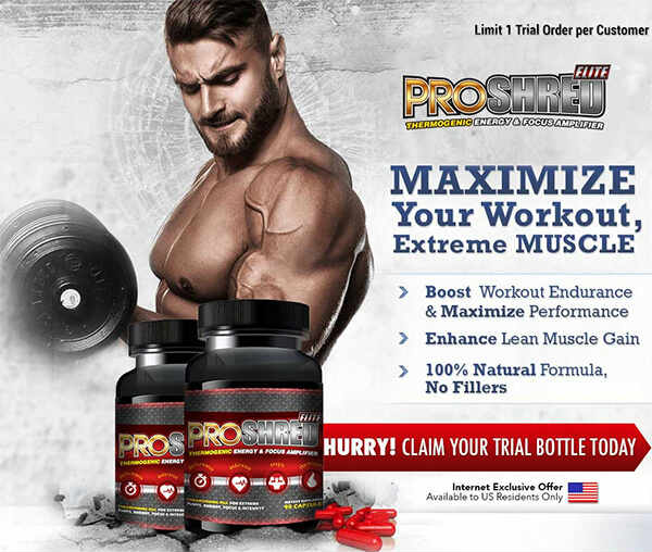 ProShred Elite and Max Antler Pro