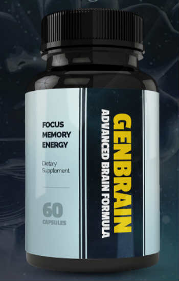 GENBRAIN REVIEW - Smart Pill Nootropic