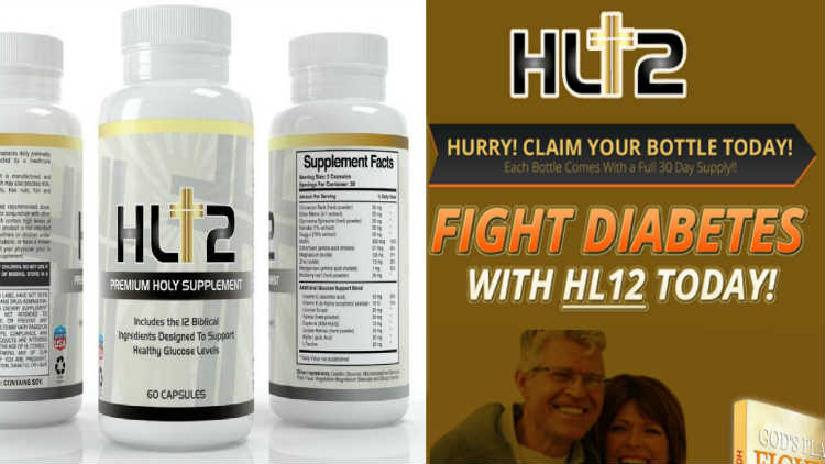 HL12 SCAM Reviews - Can HL12 Holly Supplement