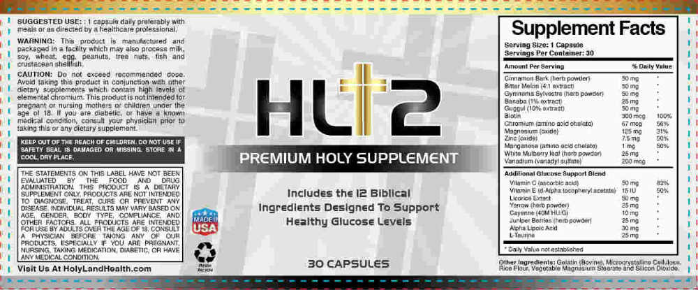 H12 Supplement Reviews - NEW Potent HL12 Defeat Diabetes