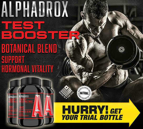 Alphadrox Muscle Builder Mass Gainer