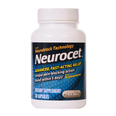 NEUROCET Neurofen Review Pain Relief Supplement