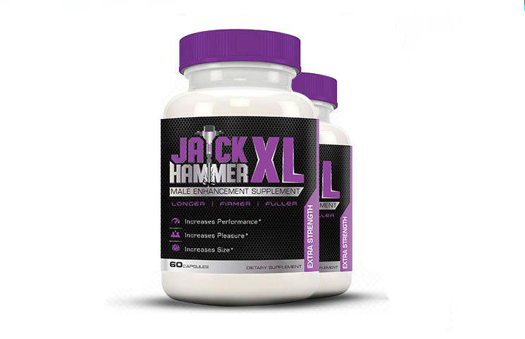 JACK HAMMER-XL Advanced Natural Male