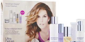 Meaningful Beauty Cindy Crawford Review
