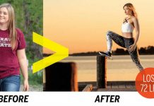 Weight Loss Success Story Meghan Gilbert Lost 72 Pounds