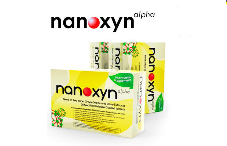 Nanoxyn Alpha Revolutionary