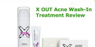 Proactiv X OUT Acne Wash-In Treatment