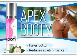 Apex Vitality Booty Pop - Get A Fuller Booty Without Butt Pads