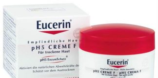 EUCERIN CREAM Review