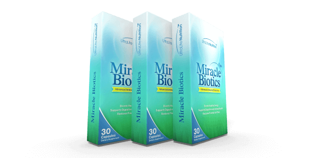 Miracle Biotics - Effective For Faster Weight Loss