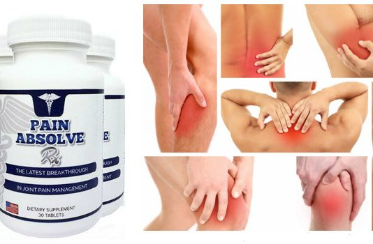 Pain Absolve-RX - All Natural Join Pain Relief Formula that Works