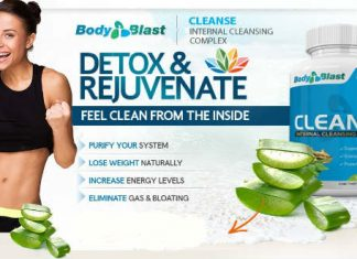 Body Blast Cleanse - Advanced Detoxify And Lose Weight Fast Naturally