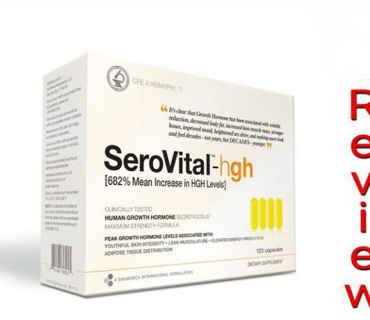 SEROVITAL HGH Reviews