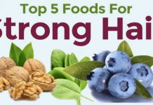 Top 5 Foods To Prevent Hair Loss