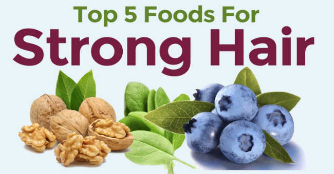 Foods To Eat If You Have Thinning Hair