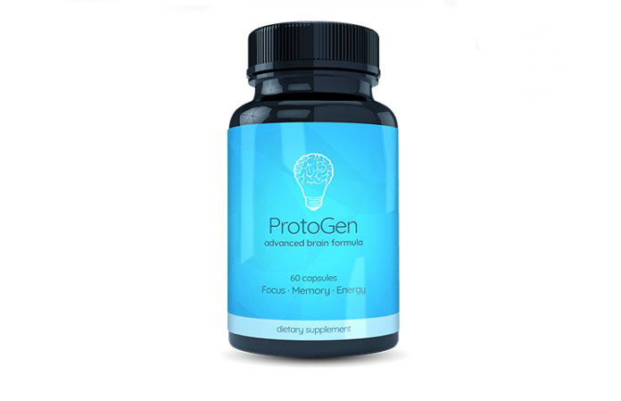 Protogen - Advanced Potent Nootropic Brain Formula