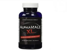 ALPHA MALE Supplement - Premium Testosterone Booster Review