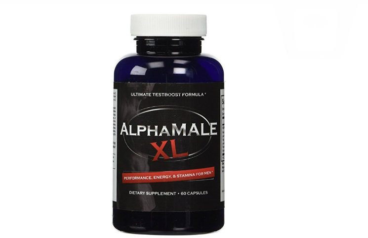 ALPHA MALE Supplement - Premium Testosterone Booster Review?