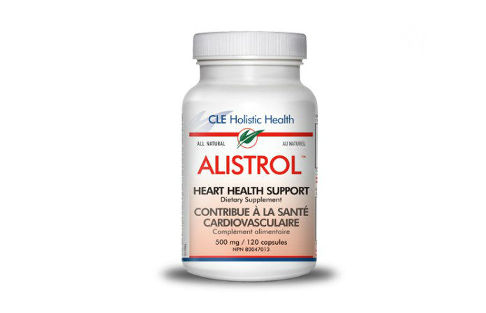 ALISTROL - Pontent High Blood Pressure Supplement Review