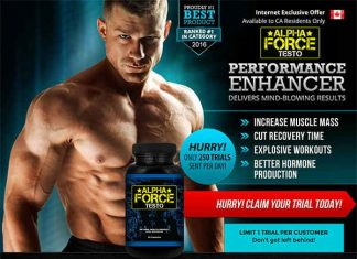 alpha force testo reviews
