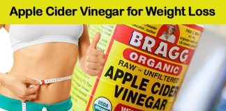 Best Detox Drink: Apple Cider Vinegar Detox Drink Raw Honey & Apple Cider Vinegar